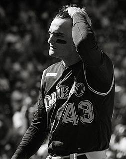 Sam Hilliard American baseball player