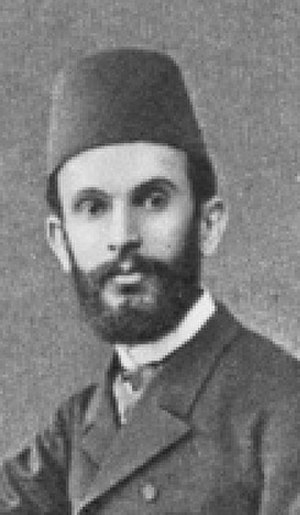 Albanians in Turkey - Sami Frashëri, Ottoman-Albanian intellectual