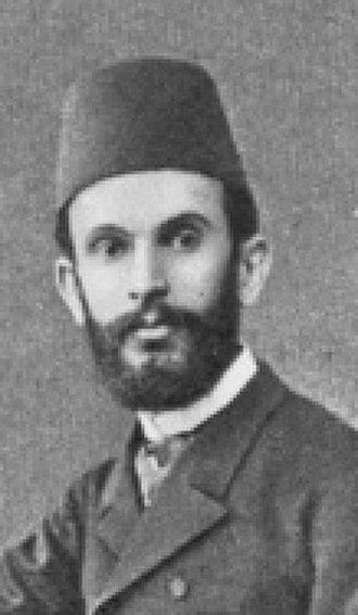 Albanians in Turkey - Sami Frashëri, Ottoman-Albanian intellectual