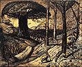 Samuel Palmer. Early Morning. 1825..jpg