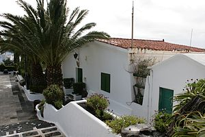 San Bartolomé, Las Palmas - San Bartolomé typical architecture