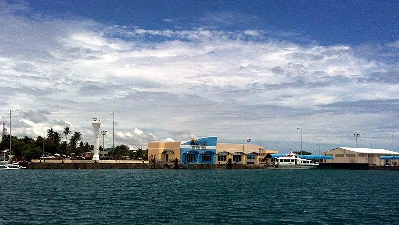 San Carlos Port