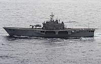 San Marco (L9893) underway in the Mediterranean Sea on 16 June 2016.JPG