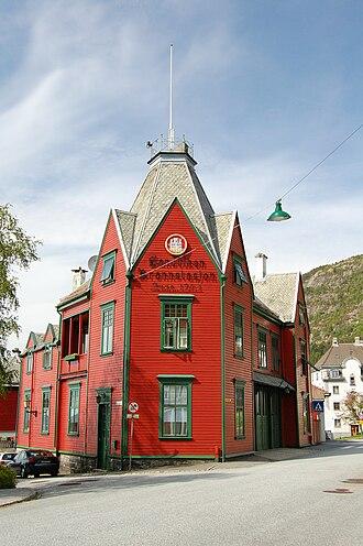 Sandviken, Norway - Image: Sandviken Fire Station Bergen 2009