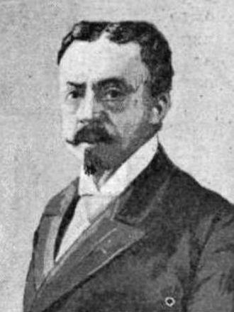 Ramón Altarriba y Villanueva - Image: Sangarren