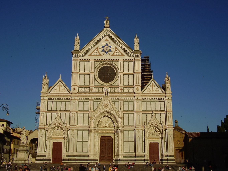 Basilique de Santa Croce, Florence.