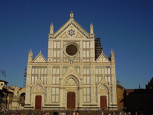 Santa croce facciata