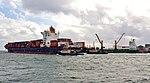 Santos Express, Fremantle, 2015 (04).JPG