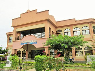 National Library of São Tomé and Príncipe - Image: Sao Tome National Library (16061571428)
