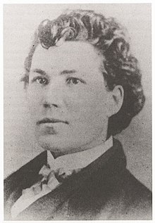 1861 : Woman Enlists as Man in 2nd Michigan Infantry