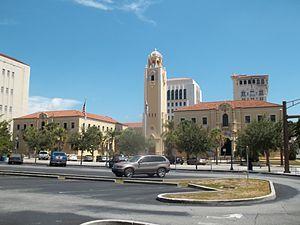 Sarasota County Courthouse - Image: Sarasota FL County crths 06