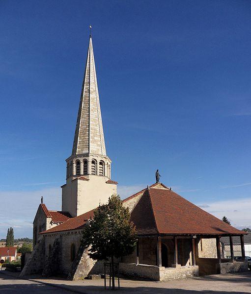 Église Saint-Julien,  (Classé, 1929)
