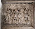 Scarpagnino, rilievi dell'arcone superiore dello scalone della scuola grande di san rocco, ante 1555, 02 captivi.jpg