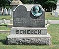 Scheuch grave - Glenwood Cemetery - 2014-09-14.jpg