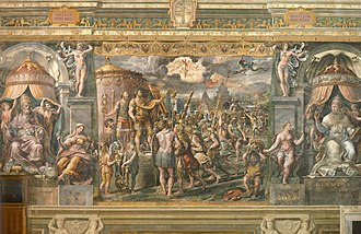 The Vision of the Cross - Image: School of Raphael Vision of the Cross