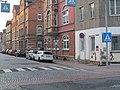 Schulbushaltestelle, 1, Karl-Marx-Straße, Eisenach.jpg