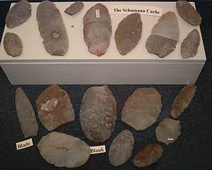 History of Minnesota - Some of the oldest stone tools found in Minnesota