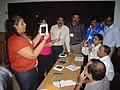 Science Career Ladder Workshop - Indo-US Exchange Programme - Science City - Kolkata 2008-09-17 01444.JPG