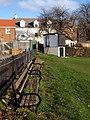 Scorer's box, Barton Cricket Club - geograph.org.uk - 1092027.jpg