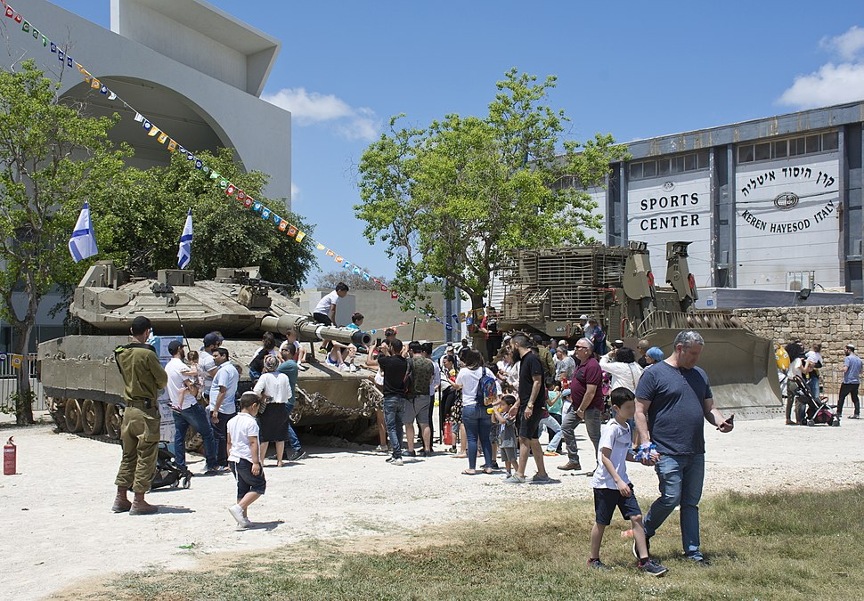 Sderot in Independence Day 2019 IZE-281