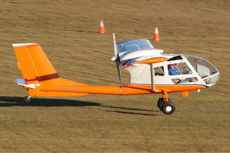 Seabird SB7L-360A Seeker 2 Bundaberg Vabre