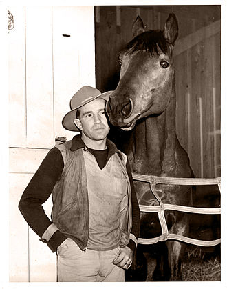 George Woolf - George Woolf and Seabiscuit