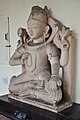 Seated Shiva - Modern Period - Bhuteshwar - ACCN 00-D-43 - Government Museum - Mathura 2013-02-22 4711.JPG
