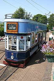 Seaton Electric Tram - geograph.org.uk - 507335.jpg