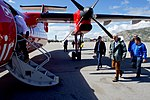 Secretary Kerry Prepares to Board a Plane to Ilulissat, Greenland (27144508013).jpg