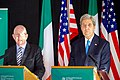 Secretary Kerry and Irish Foreign Minister Flanagan Address Reporters in Tipperary (30623419816).jpg