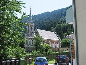 Selzthal - Image: Selzthal Kirche