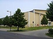 Senftenberg niederlausitzhalle