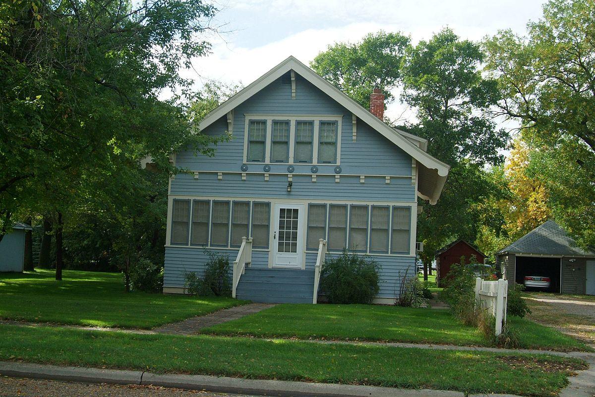 Alfred and clara sevareid house wikipedia for Clara house