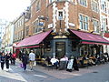 Shakespeare's Head pub Fouberts Place London.JPG