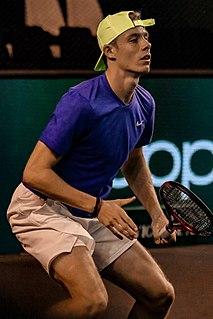 Denis Shapovalov Canadian tennis player (born 1999)