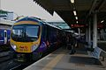 Sheffield heavy rail, a Doncaster-bound Trans-Pennine dmu. - panoramio.jpg