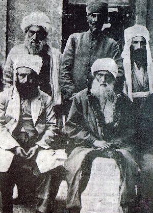 Sheikh Said - Sheikh Said (At the bottom right).