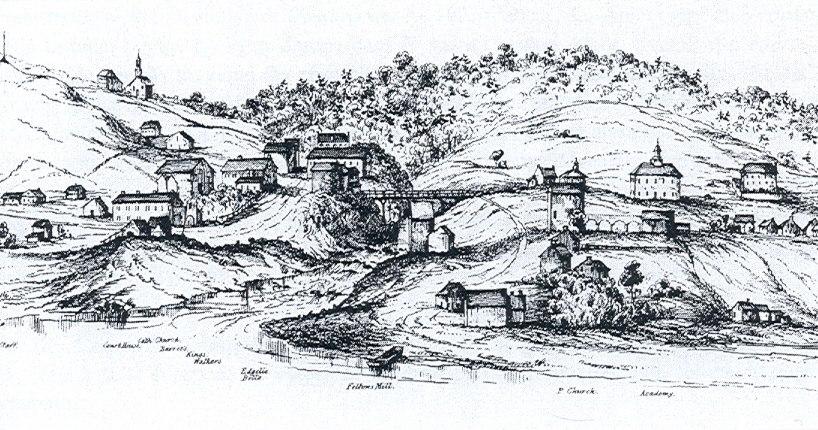 Sherbrooke en 1928