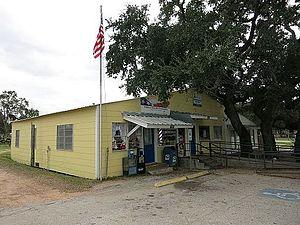 Sheridan, Texas - Image: Sheridan TX Post Office