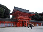 Shimogamo Shrine gate 2973645 c325c328e4 o.jpg