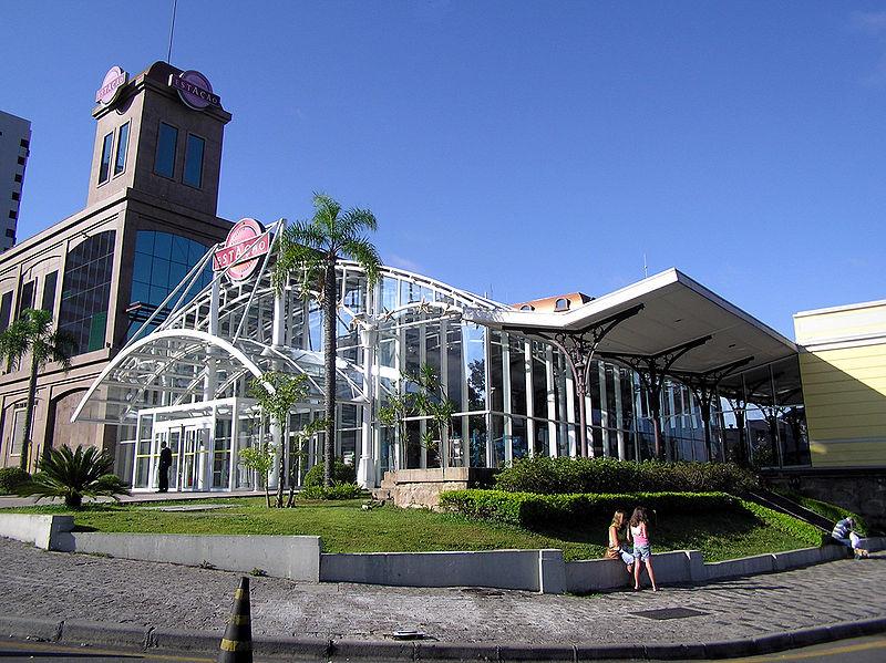 Shoppings de Curitiba