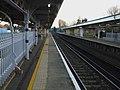 Shortlands station Catford westbound platform look east.JPG