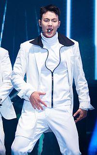 Shownu South Korean singer