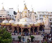 Shri Swaminarayan Mandir, Ahmedabad