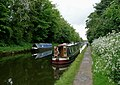 Shropshire Union Canal at Brewood, Staffordshire - geograph.org.uk - 1392280.jpg