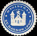 Siegelmarke Magistrat zu Massow in Pommern W0220541.jpg