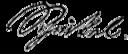 Karl Friedrich Schinkel 1826, Gemälde von Carl Begas. Schinkels Unterschrift: (Quelle: Wikimedia)