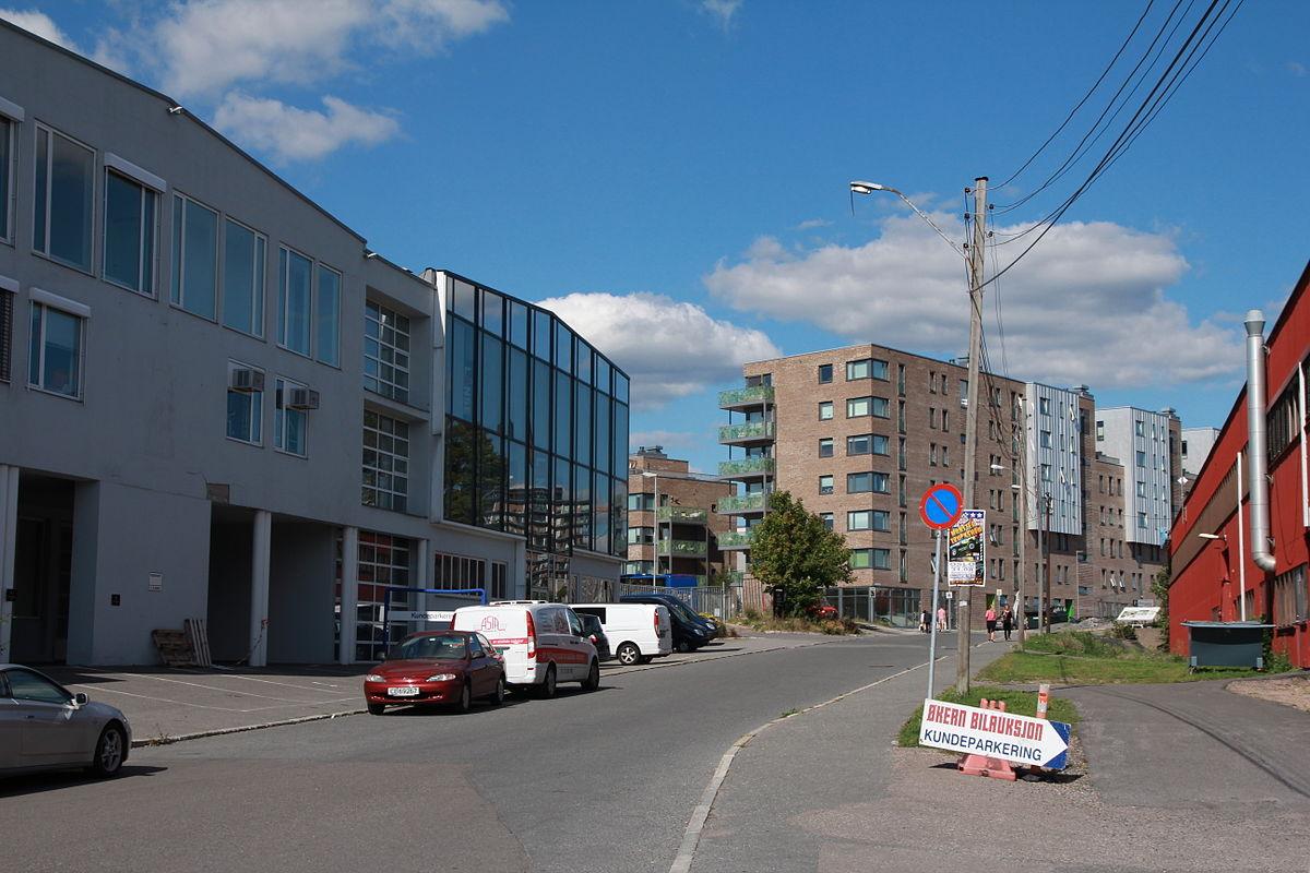 Sigurd Hoels vei (Oslo) – Wikipedia