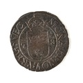 Silvermynt, 1-2 öre, 1578 - Skoklosters slott - 109640.tif