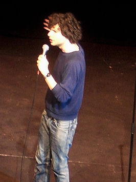 Simon Amstell in 2006.